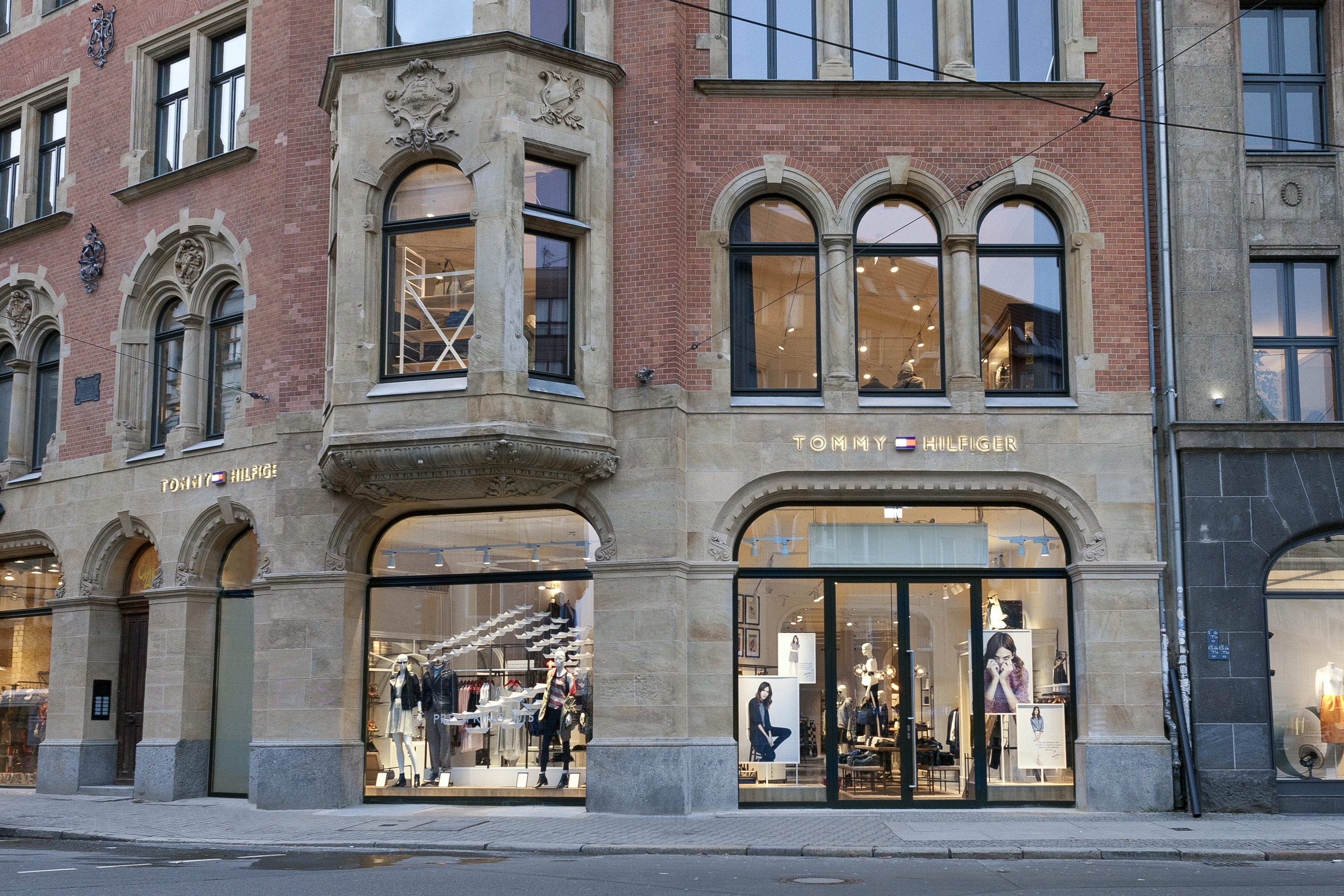 Tommy Hilfiger Berlin Exterior RPA Group