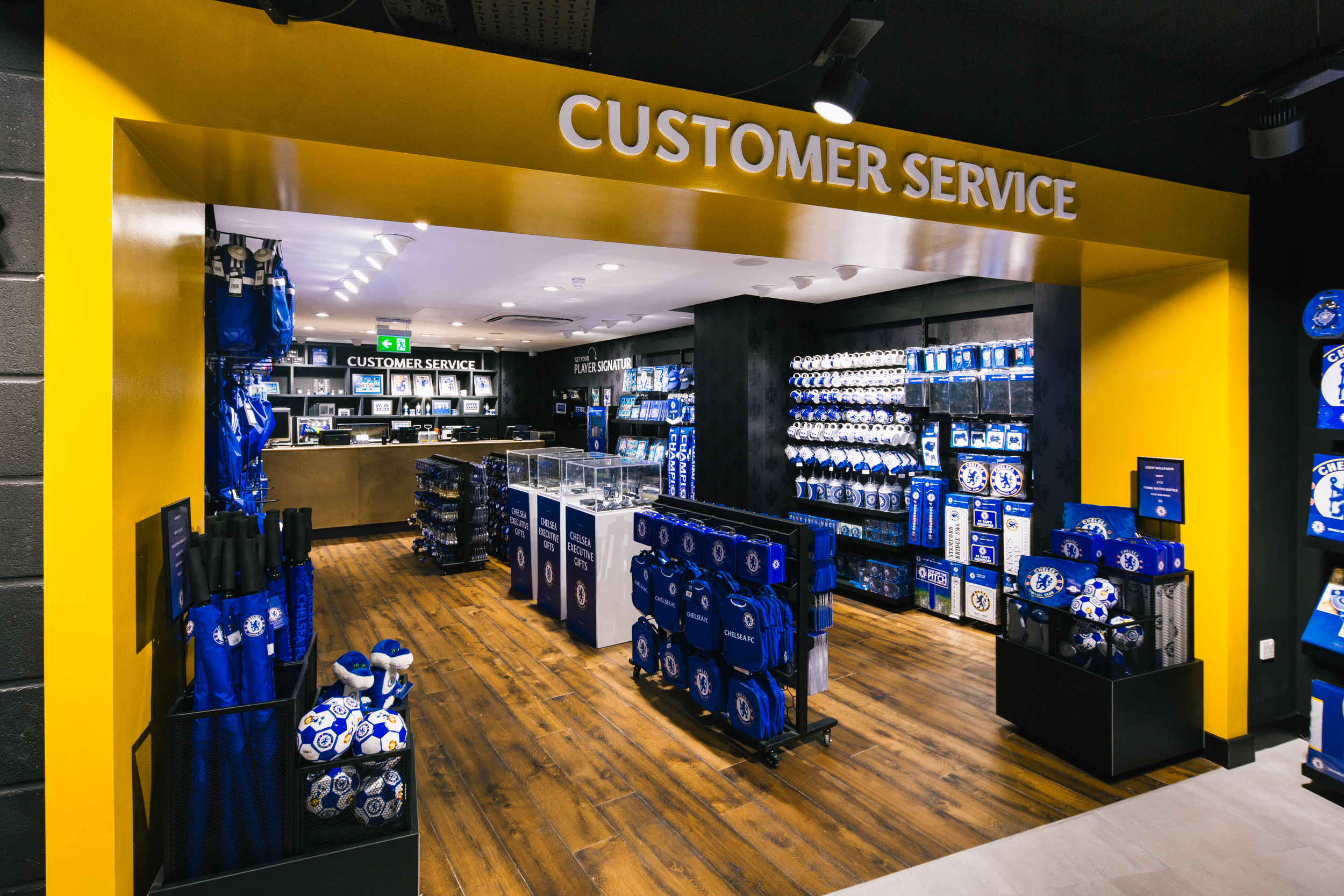 Chelsea-Megastore-Shop-Overview - RPA Group